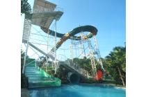 Cafless Waterpark Lombok-Indonesia