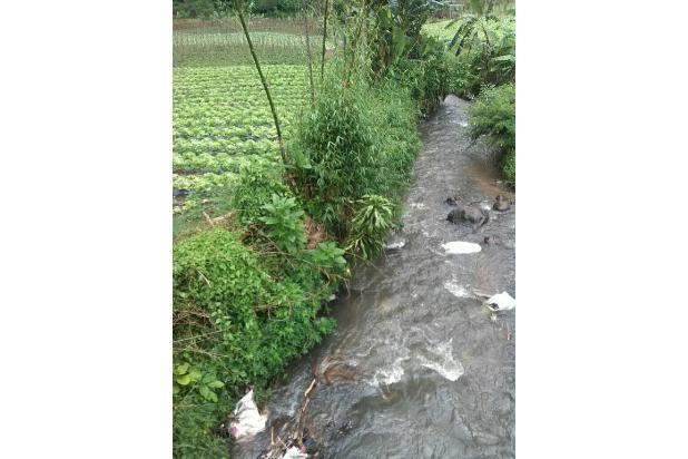 tnh 450rb/m pinggir jln masuk mobil ada sungai kecil & mata airnya srt AJB 15423746