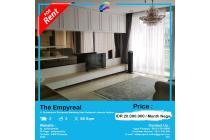 Disewakan Apartemen The Empyreal 2BR Siap Huni Good Furnished