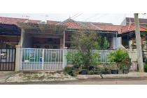 Rumah Full renov dalam Cluster di Harapan Indah