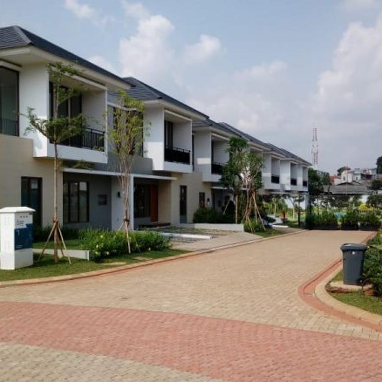 Rumah Premium dibatas JakTim hanya 1,2man