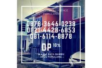 UNIT TERBATAS, 0878-3646-0238, Rumah Dijual Pamulang Taman Rusa