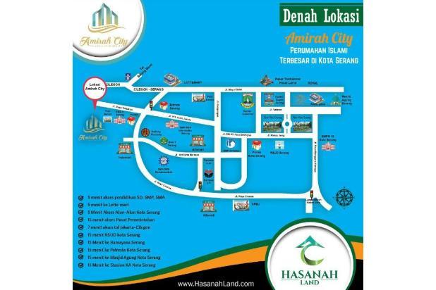 Perumahan Syariah - Rumah di Serang Amirah City 13696664