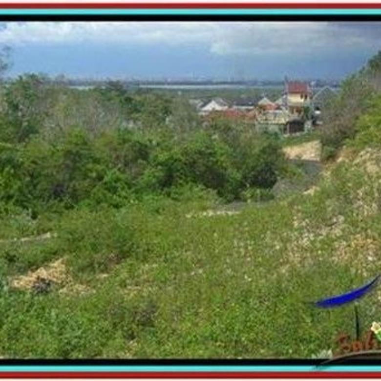 Cantik Super Langka Tanah 225 m2 di Jimbaran Bukit A093