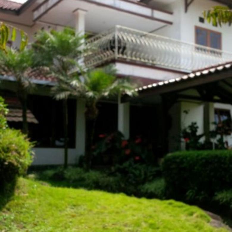 Dijual Villa full furnished bagus sekali di Cipanas