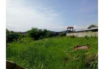 tanah gudang  jl.cibolerang kopo bandung