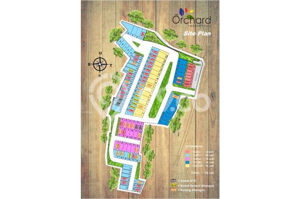 Real Estate, Hanya 400 Jt-an, TOP Residence KPR DP 0 % 16521376
