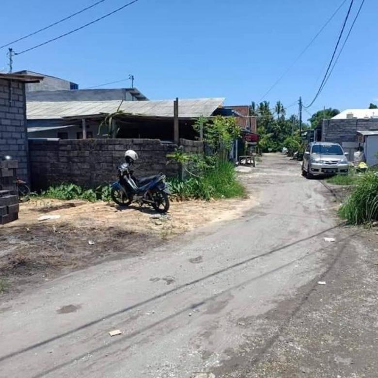 Tanah Di Jln Gajah Sura Peguyangan Denpasar   Bali