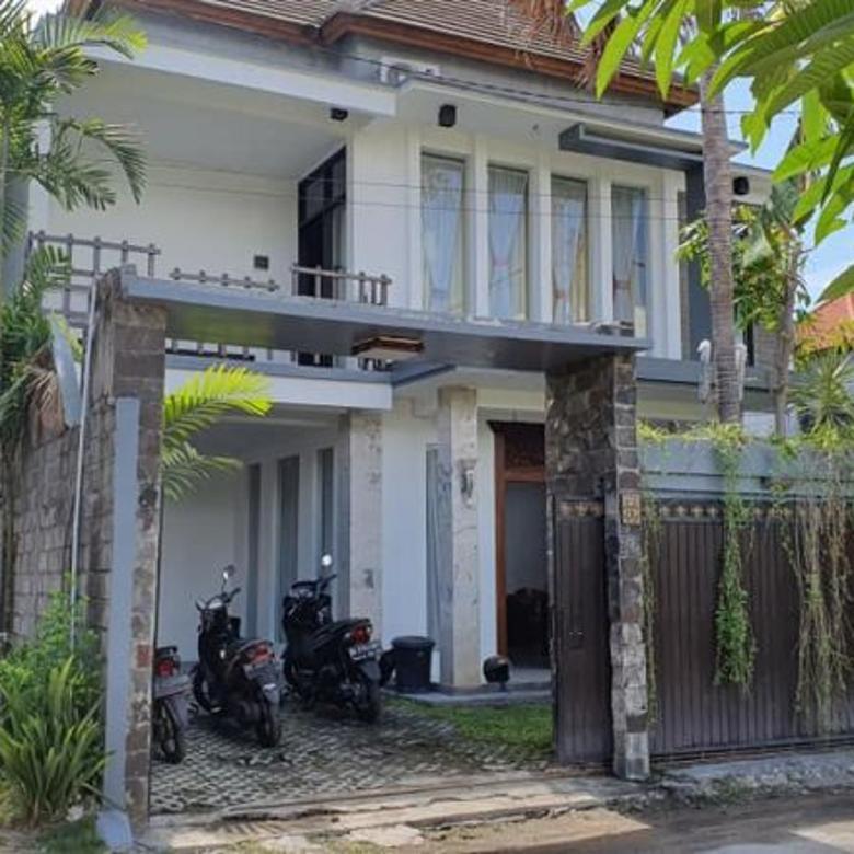 Rumah Lantai 2 Di Jln Sekuta Sanur Bali