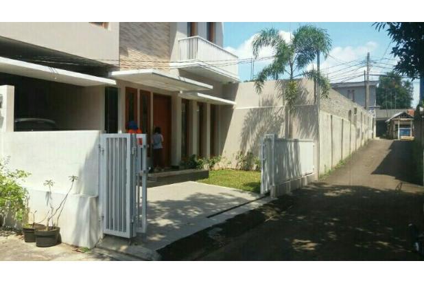 Rumah Baru Modern Minimalis di Srengseng Sawah Jagakarsa Jakarta Selatan 17711683