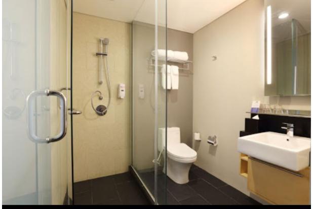 Rp325mily Hotel Dijual