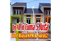 Wow Dp All in Cuma 5 Juta Free Biaya2 Sampe Akad