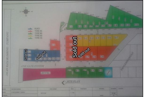 Dijual Rumah Nyaman dan Aman di Puri Indah Makmur, Malang 8025040