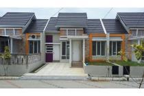 rumah type 65/120 sisa 1unit di cluster bukit cimanggu city