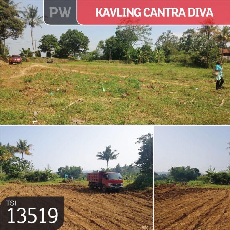 Kavling Cantra Diva, Bogor, 285,22 m², SHM