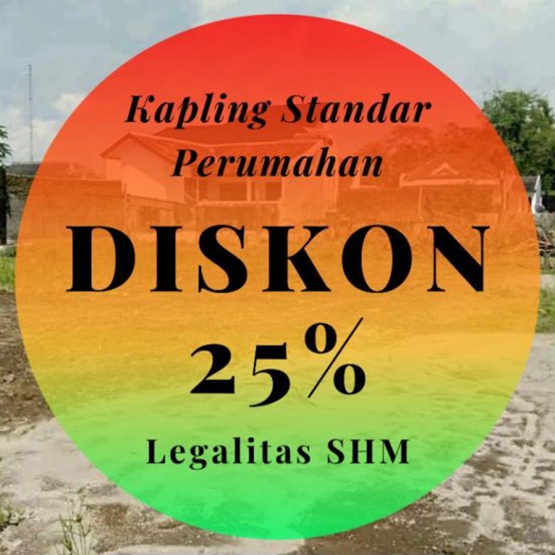 Legalitas SHM, Harga Hanya 2 Jtan.Kavling Tanah Dekat Exit Tol
