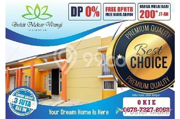 Rumah murah tanpa dp 16844658