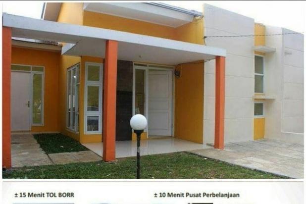 Rumah murah tanpa dp 17615965