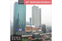 Apartemen Denpasar Residence Tower Ubud Lantai 6, Jakarta Selatan, 65.67m