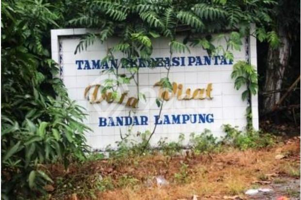 Dijual Kavling Luas di Kawasan Martadinata, Lampung 4059107