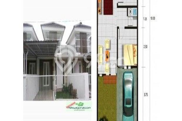 Dijual Rumah dengan design modern minimalis Jl medokan tambak ayu hks5318 16845446