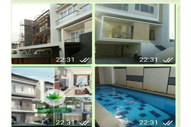Rumah townhouse private pool di jagakarsa jakarta selatan 13084114