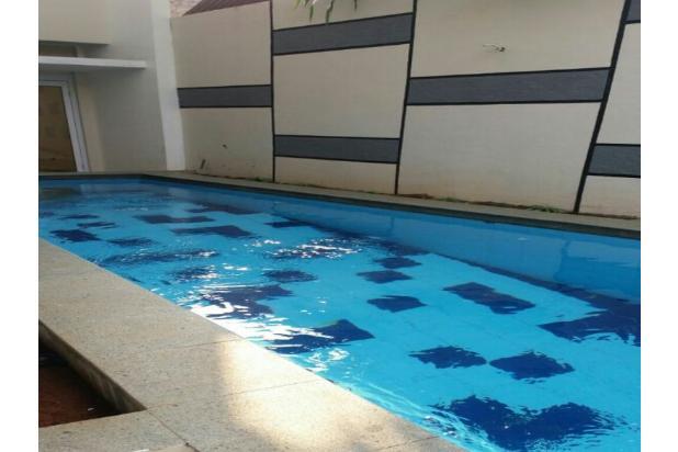 Rumah townhouse private pool di jagakarsa jakarta selatan 13084118