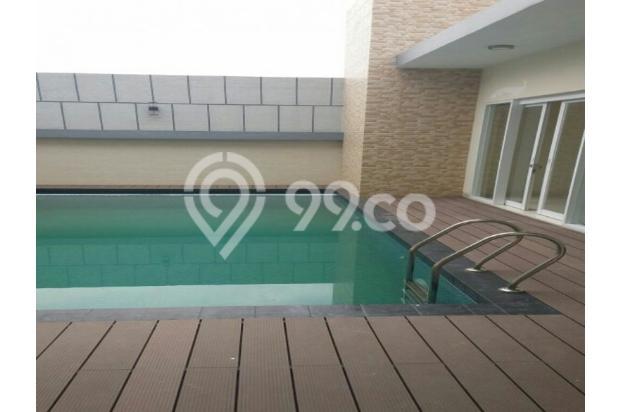 Rumah townhouse private pool di jagakarsa jakarta selatan 13084125