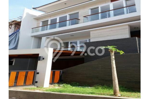 Rumah townhouse private pool di jagakarsa jakarta selatan 13084163