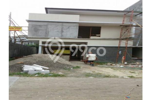 Rumah townhouse private pool di jagakarsa jakarta selatan 13097404