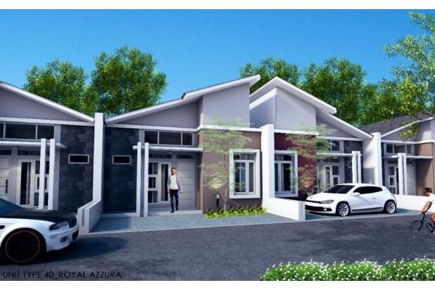 Rp438jt Rumah Dijual
