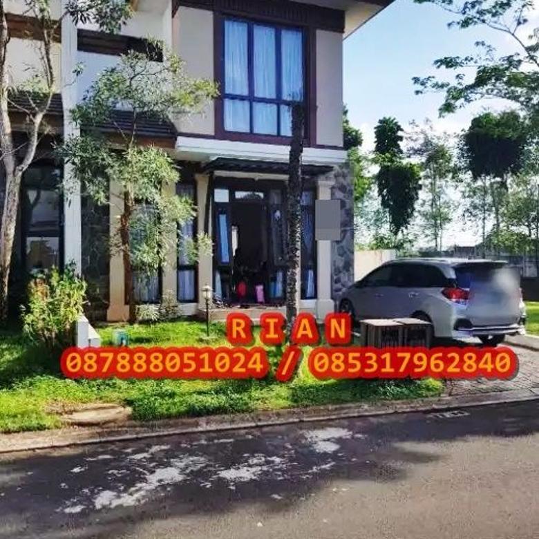 Rumah Murah Side Corner Bagus dan Lokasi Strategis Anantha BSD