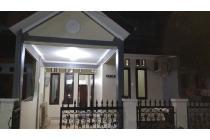 Disewa Rumah minimalis baru selesai renovasi di Bukit Cimanggu City