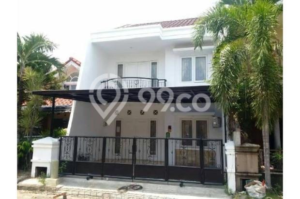 Rumah SIAP HUNI, GALVALUM, Row 3mobil, MURAH di Taman Mutiara 9723462