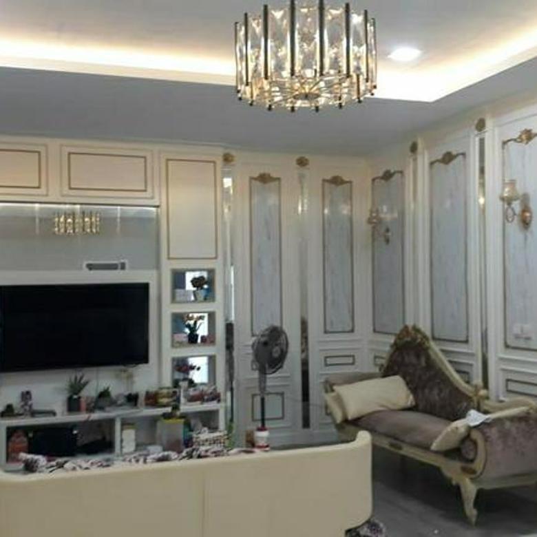 Rumah Siap Huni,Full Renovasi Di Cluster Zebrina,Jakarta Garden City