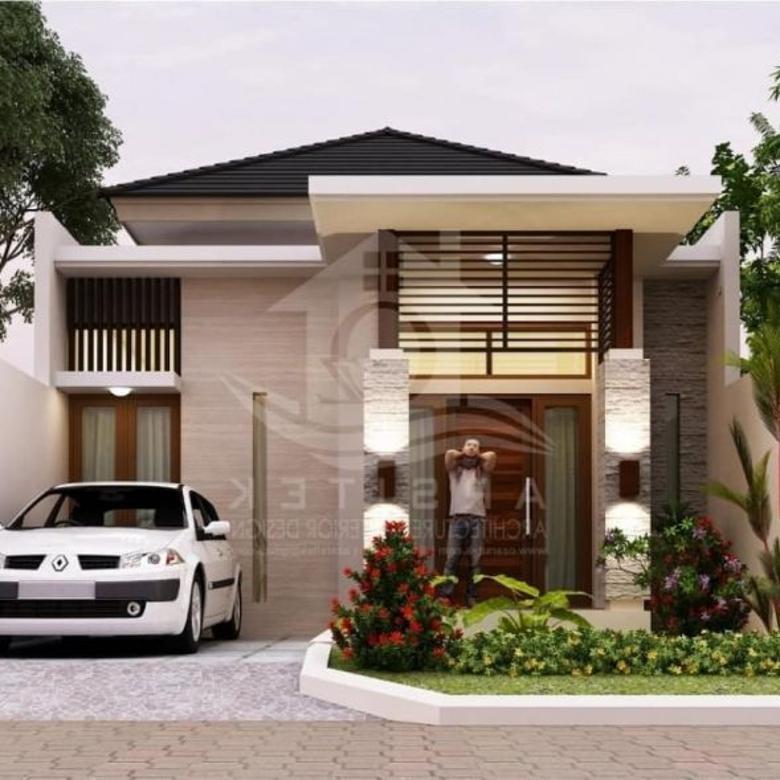 Rumah Mewah Dalam Lingkungan Berkualitas