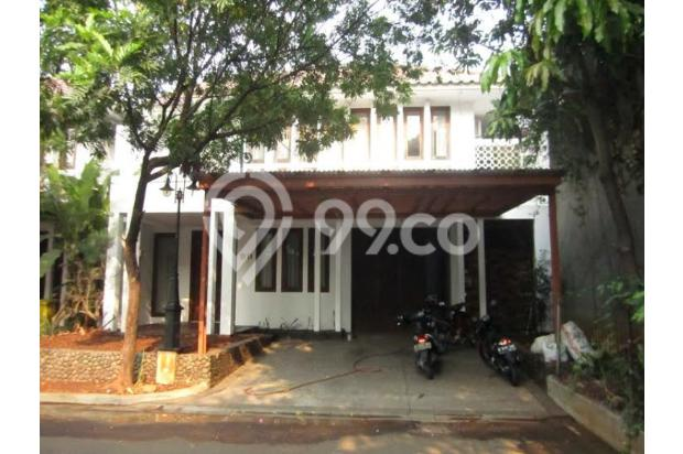 Rumah 2 lantai Complek Mutiara Kemang 4231544