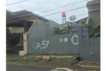 Tanah 115 m2 (7x16) di Jalan Puncak Pesg VI Bukit Cinere Indah
