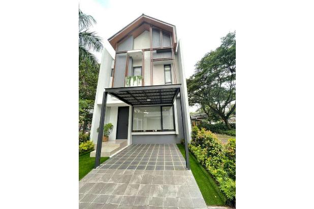 Rumah Minimalis Paling murah di BSD City, Lokasi Strategis di Belakang Teras Kota BSD