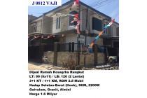 Dijual Rumah Baru Kosagrha Rungkut Surabaya