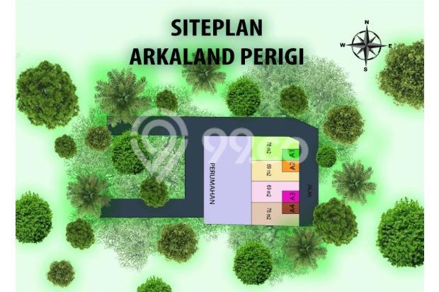 Kapling Tanah CICIL 12 X BERTAHAP, Legalitas Aman: SHM 16359452