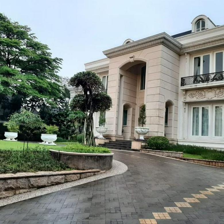 Rumah Bukit Golf Pondok Indah - 10 Menit Ke Senayan City