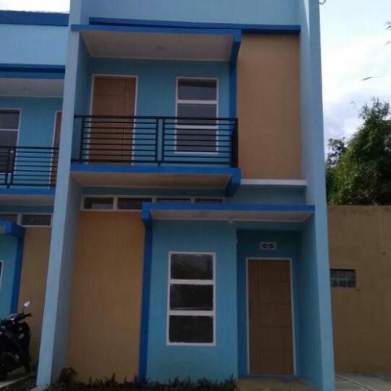 Rumah cantik dua lantai dekat unpad jatinangor
