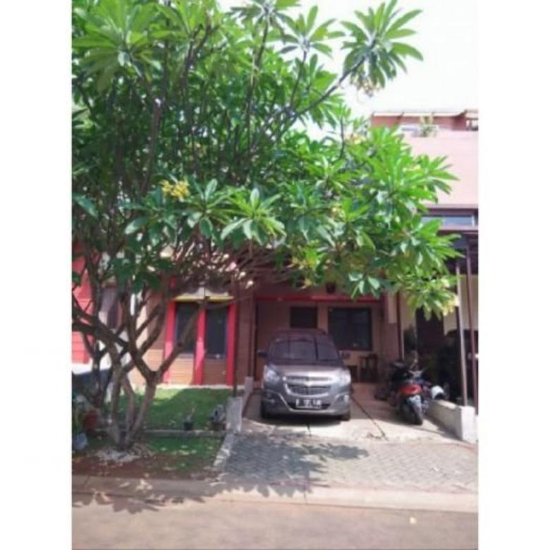 Djual Rumah Cantik Minimalis Murah Di Taman Chrysant BSD Tangerang Selatan