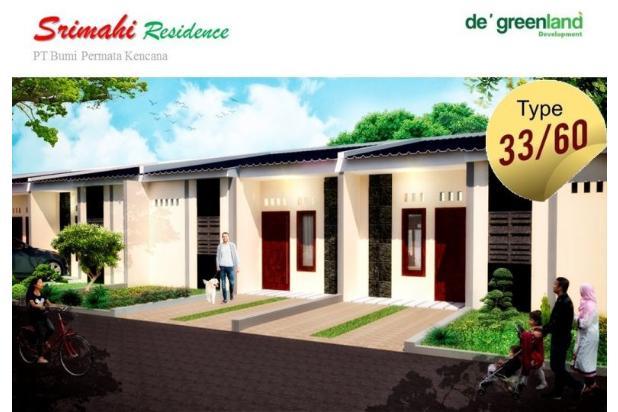 SRIMAHI RESIDENCE APARTHOUSE 15422634