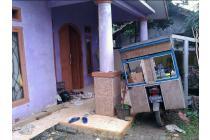 Jual Tanah + Bonus bangunan Rumah