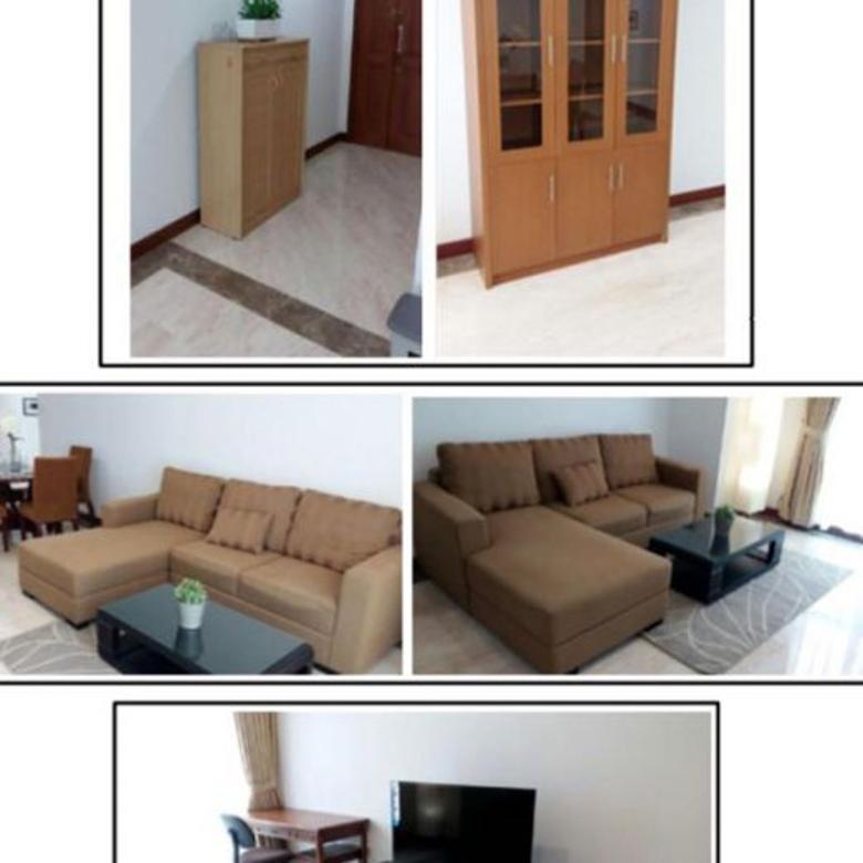 Apartemen Casablanca 1 BR Lantai 2 View Taman MP3679FI