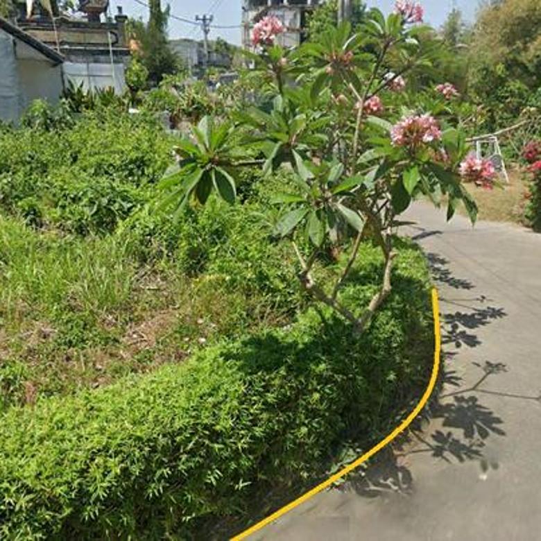 TJ581 - Tanah Menarik dikawasan perumahan Jimbaran   Kuta   Bali
