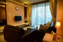 Apartemen Central Park 2BR Full Furnished Lantai Tinggi