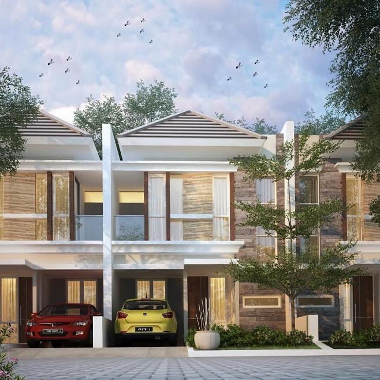 Rumah NEW MINIMALIS PAKUWON CITY !!